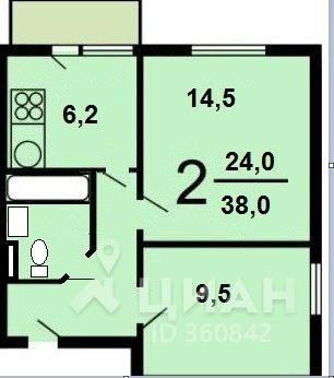 Продажа квартиры, Ул. Тайнинская - Фото 1