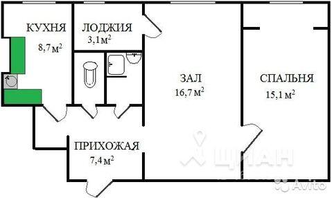 Продажа квартиры, Бахчисарай, Ул. Советская, Продажа квартир в Бахчисарае, ID объекта - 331089874 - Фото 1