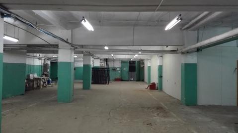 Аренда - помещение под теплый склад 317 м2 м. Водный стадион - Фото 1