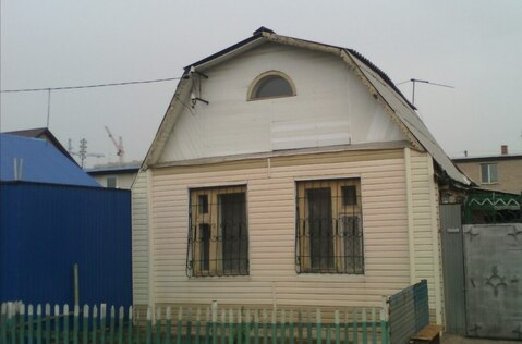 Дом 48м, 3,5сот, баня ул. М-Мутновой - Фото 1