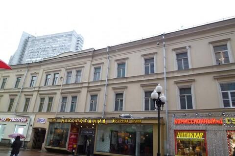 Продается 7-ая кв. м. Арбатская, ул. Арбат 4с1, 3/3к - Фото 3