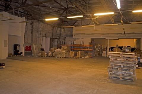 Сдается в аренду производственно- складское помещение 869.8м2 - Фото 1