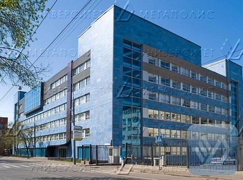 Сдам офис 1144 кв.м, бизнес-центр класса B «лефорт (lefort)» - Фото 1