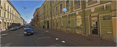 Аренда псн, м. Сенная площадь, Ул. Гороховая - Фото 1