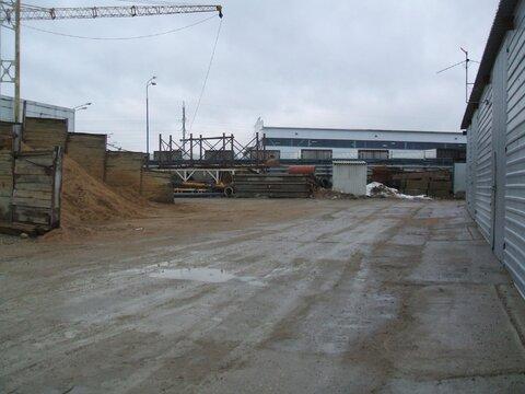 Сдается! Открытая площадка - 2000 кв.м.Закрытая, охраняемая территория - Фото 2
