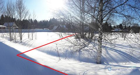 Оформленный земельный участок 9,6 сот. в Волоколамском районе МО - Фото 2