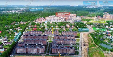 Московская область, городской округ Красногорск, деревня Сабурово, . - Фото 1