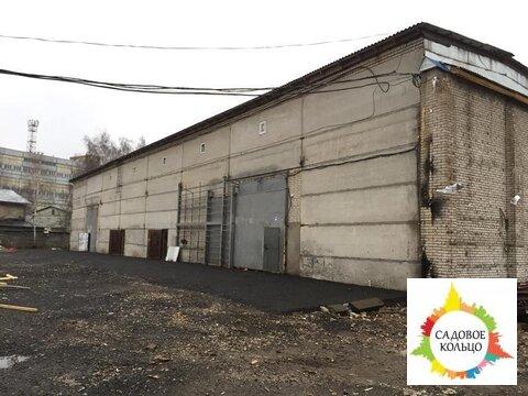 Под склад, производство, автосервис, осз 220 метров, теплый, выс. пот - Фото 1