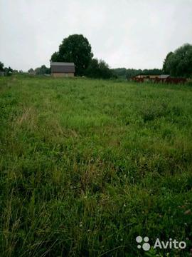 Участок 12 сот д.Севрюково рядом пруд и лес - Фото 2