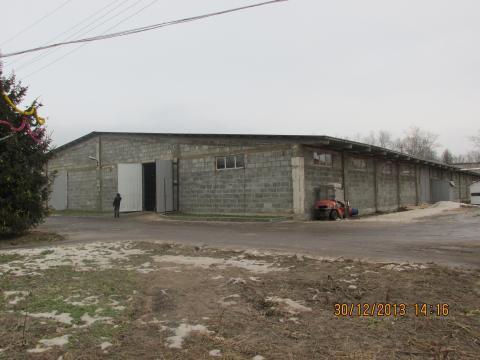 Производственное помещение 7950 кв.м. - Фото 4