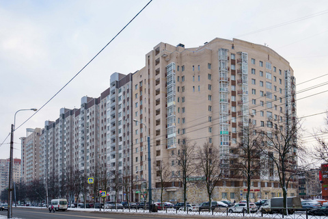 Продажа квартиры, м. Проспект Ветеранов, Ветеранов пр-кт. - Фото 1