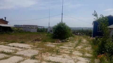 Промышленная территория с цехом ангаром - Фото 4