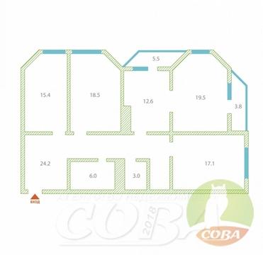 Продажа квартиры, Сочи, Переулок Рахманинова - Фото 1