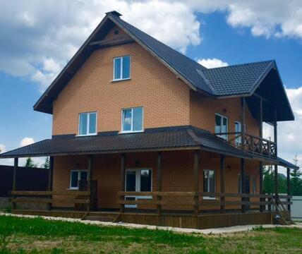 Чудесный дом 260 кв.м д. Углешня Чеховский р-н, 40 км от МКАД - Фото 4