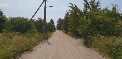 Пос.Клинцовка, Зеленоградский р-н, 8 соток, ЛПХ, в собств, 3км до моря - Фото 4