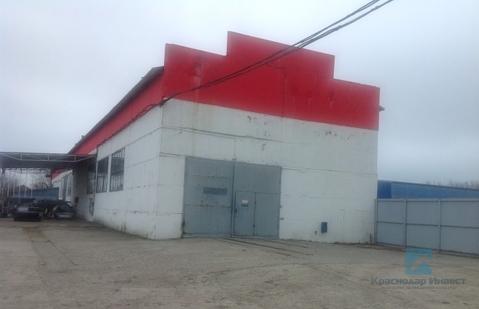 Аренда производственного помещения, Краснодар, Ул. Нагорная - Фото 2