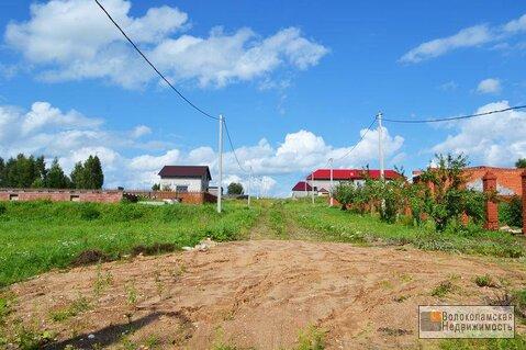 Участок в городе Волоколамске, 15 соток под ИЖС! - Фото 1
