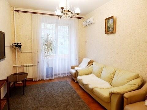 Двухкомнатная квартира 63 кв.м, Ленинский проспект, м.Университет - Фото 2