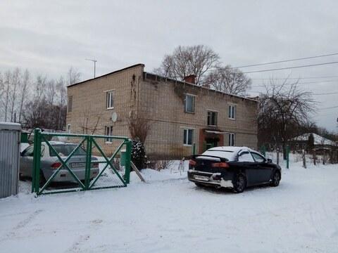 Рос7 1831221 п.Пахомово, 3-х комнатная квартира 67,4 кв.м, Заокский ра - Фото 2