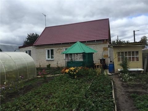 Дом в Зеленодольском районе, п. Васильево, ул. К. Маркса, д. 102 - Фото 1