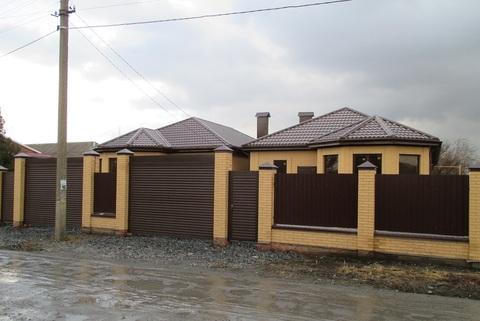 (04573-107). Продается в районе зжм новый кирпичный дом - Фото 1