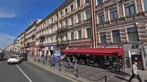 Санкт-Петербург, Центральный район, 4к.кв. 92,8 кв.м. - Фото 1