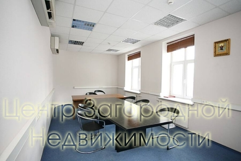 Аренда офиса в Москве, Сухаревская Цветной бульвар, 1056 кв.м, класс . - Фото 1