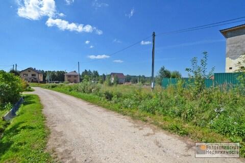 Участок 12сот с газом в Волоколамске (ИЖС) - Фото 4