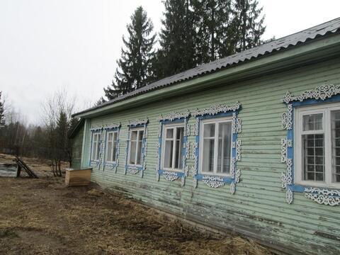 Лесоперерабатывающий комбинат в Ярославской области на трассе М-8 с . - Фото 3