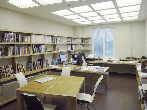 Стильный офис, 96 м2 - Фото 1