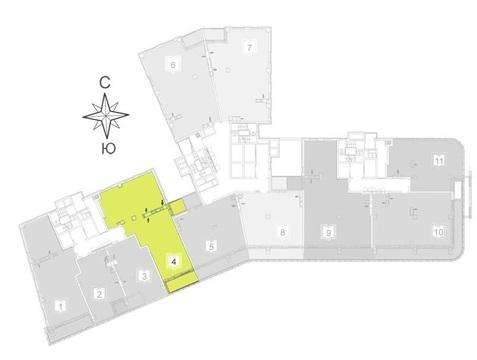 3-комн. квартира, 119.7 кв.м ул. Сакко и Ванцетти, 78а - Фото 3