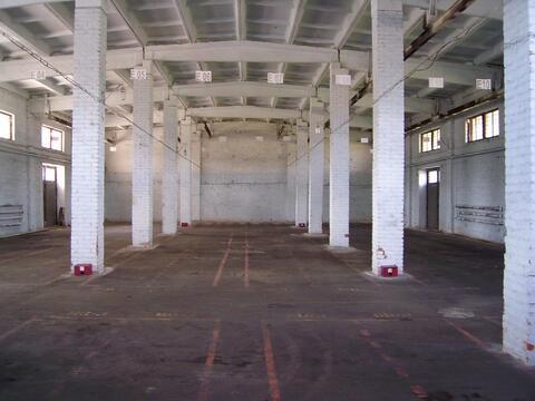 Сдам производственно-складское помещение 1000 кв.м. - Фото 1