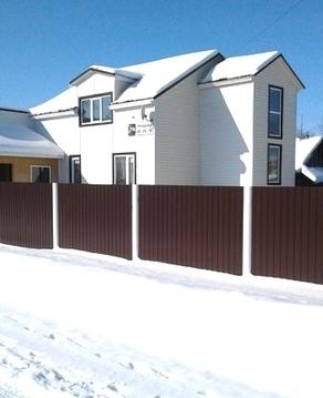 Продажа благоустроенного дома 213 кв.м. в Саргатском районе - Фото 1