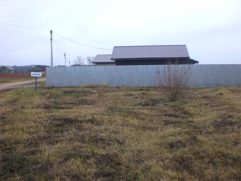 Эксклюзив! Продается земельный участок 10 соток в деревне Корсаково - Фото 3
