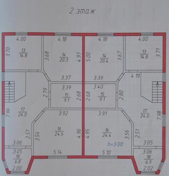 Продается 3х этажный дуплекс 316кв.м с видео наблюдением и подземной . - Фото 5