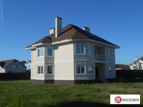 Дом 316 кв.м, участок 14 соток, 30 км от МКАД Калужское шоссе - Фото 1