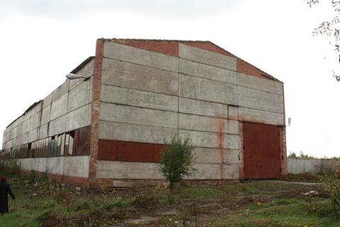 Продажа склада в Воронежской области - Фото 2
