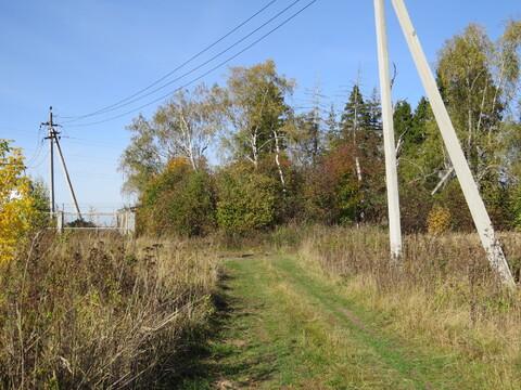 Участок в деревне Морозово - Фото 4