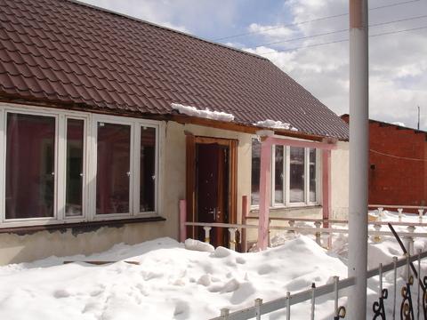 Продается дом в д. Молодино , земельный участок огорожен - Фото 1