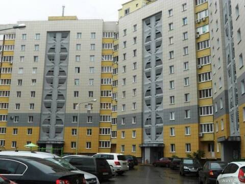 Продажа однокомнатной квартиры в новостройке на улице Шаландина, 4 в ., Купить квартиру в Белгороде по недорогой цене, ID объекта - 319752176 - Фото 1