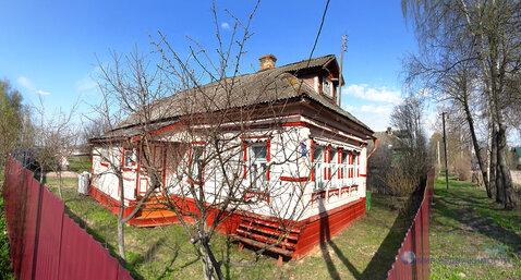 Дом на земельном участке 20 соток в с.Покровское Волоколамского района - Фото 1