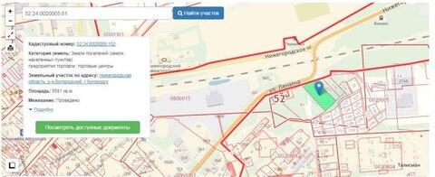 """Продам, землю, 15647,0 кв.м, Богородск, Ленина ул, """" Продажа . - Фото 1"""