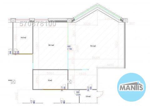Предлагается в аренду Представительский офис общей площадью 170 м2, ра - Фото 1