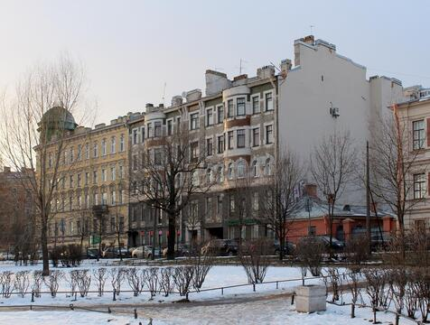 Продается трехкомнатная квартира рядом с ст. м. Спортивная - Фото 2