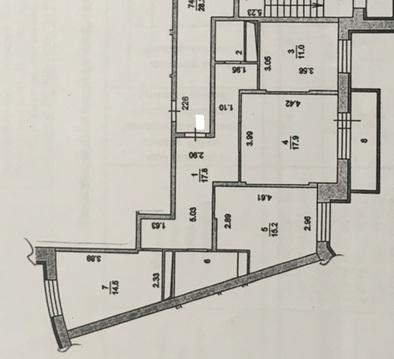 Продажа 3 комнатной квартиры Подольск улица Садовая д.3к2 - Фото 4