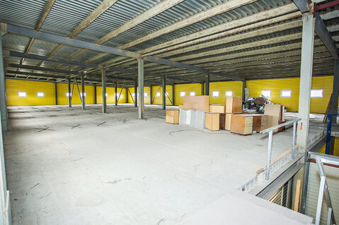 Сдам производственно складское помещение - Фото 4