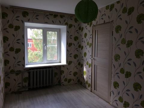 Продается 3-х комнатная квартира в п. Михнево, ул. Тимирязева, 8а - Фото 1