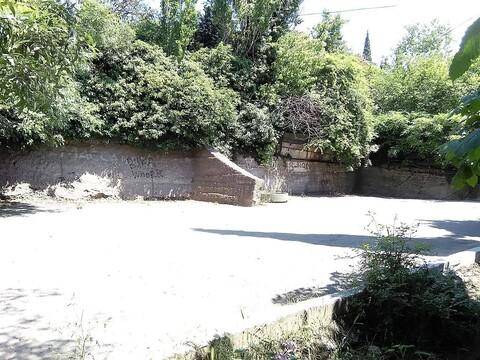 Ровный земельный участок в Ялте, Массандра, 1 сотка. - Фото 3