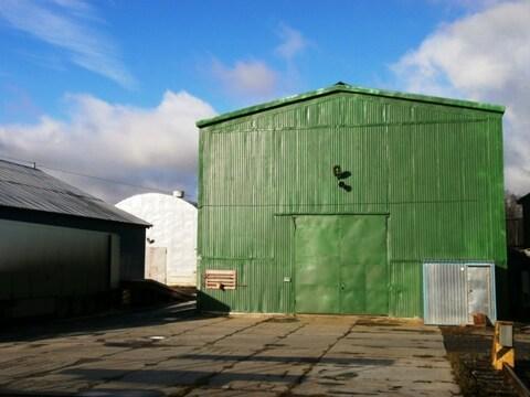 Сдам в аренду тёплое помещение (склад(производство), площадью 327 м.кв - Фото 1