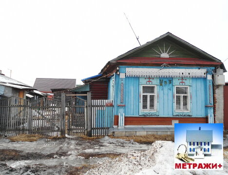 Дом в центре Камышлова, ул. Пролетарская, 38 - Фото 1
